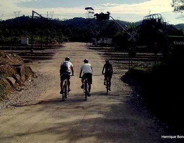 Pedal Rio Grande da Serra Paranapiacaba Taquaruçú