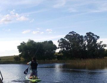 Stand Up Paddle - Aguas Blancas / Uruguay