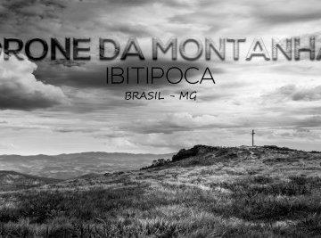 Drone da Montanha - Ibitipoca, MG - Brasil