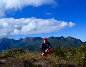 Pico do Alcobaça - Travessia Uricanal