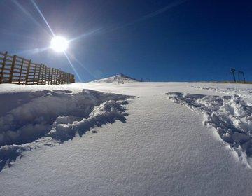Snowboard no Valle Nevado e El Colorado [Chile]