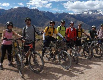 Pedal Cordilheira dos Andes
