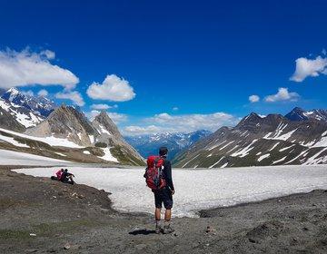 Tour du Mont Blanc 2018 - 170 km pela França, Itália e Suíça
