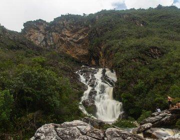 Cachoeira do Gavião - Serra do Cipó