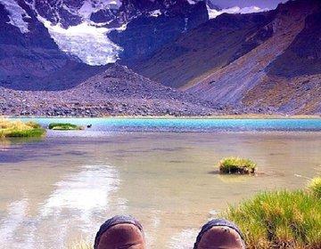 Ausangate Trek -  Montanha Sagrada