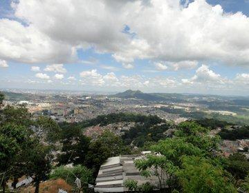 Travessia Morro do Pavão a Santa Ines