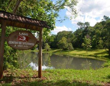 Parque Lago Azul em Campo Mourão-PR