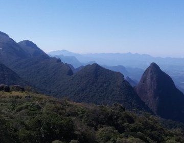 Travessia Caxambu (Petrópolis) x Santo Aleixo (Magé)