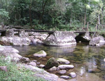 Trilha do Corisco - Parati (RJ) a Ubatuba (SP) - Jul/11