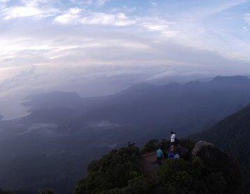 Pico do Corcovado de Ubatuba