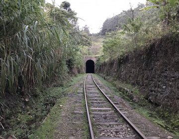 Mirante Garganta do Embaú e Túnel da Mantiqueira