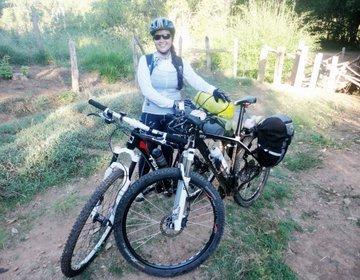 Pedal 140km no Sul de MG
