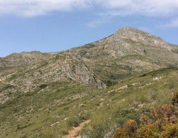 Hiking ao Pico del Cielo - Andalucia - Espanha