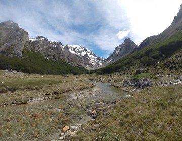 Cerro Alvear e Martial - Ushuaia - AR