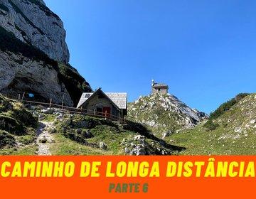 Caminho de Longa distância na (Eslovênia) Parte 6