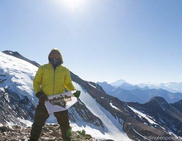 Cerro Leorena 4954msnm - Chile