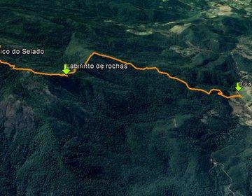 Reabertura da Trilha entre Joanópolis e Pico do Selado