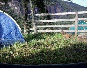 Acampamento - Morro Grande - SC