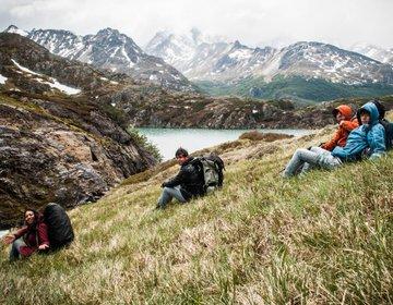 Laguna del Caminante y Paso de la Oveja | Ushuaia (ARG)