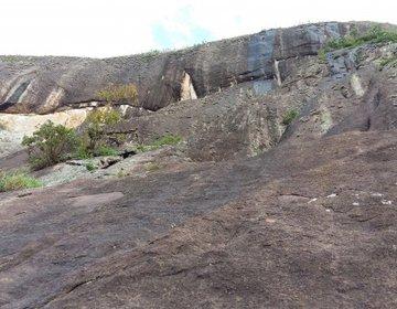 Pedra do Pântano - Andradas - MG
