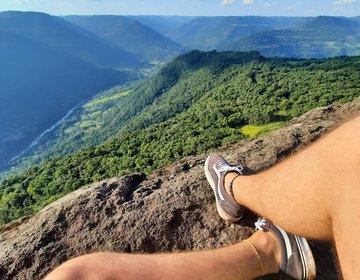 Monte Malakoff e Pedra do Silêncio