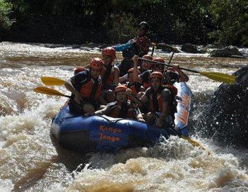Rafting em Socorro - SP