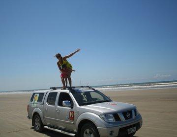 21000 Km PELA AMÉRICA DO SUL
