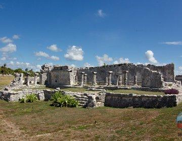 Tulum: Zona Arqueológica