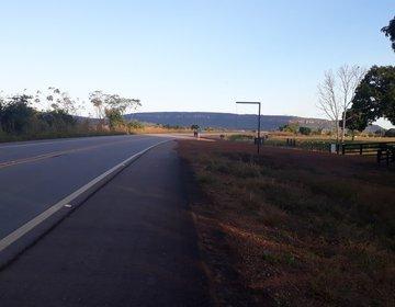 Passeio de Bike em Guajará RO