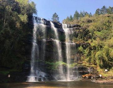 Cachoeira da Mariquinha - Ponta Grossa PR
