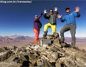 Peña Blanca 6037 m - Chile
