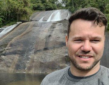 Cachoeira do Paqueta Ilha Bela