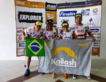 Mundial de Corrida de Aventuras 2014 no Equador