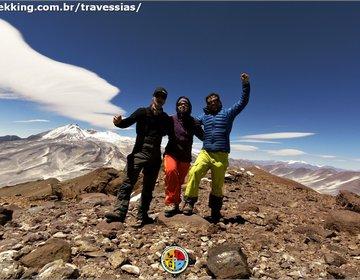 Vicuñas 6067 metros - Chile