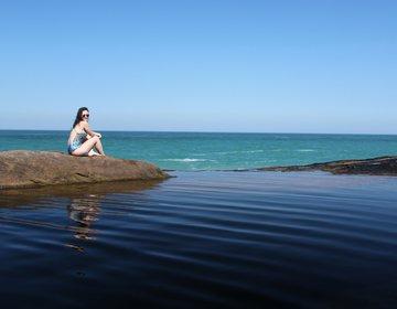 Praia do Sono x Cachoeira do Saco Bravo