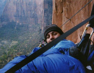 Zion National Park big wall climbing and hiking