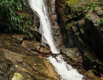 Trilha Cachoeira nas Ruínas da Lagoinha   Ubatuba
