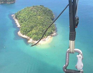 Voando Livre em Caraguá