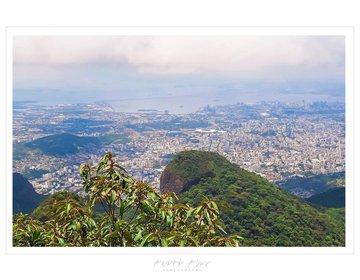 Pico da Tijuca (Parque Nacional da Tijuca - RJ)