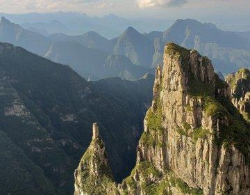 Um trekking espetacular: a travessia dos cânions