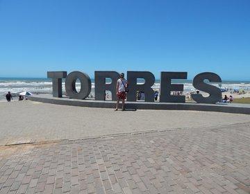 Mochilão Tores - RS