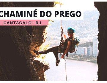 Via de escalada Chaminé do Prego | Cantagalo - RJ