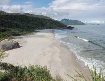 Praias Selvagens de Guaratiba