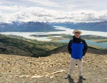 CERRO CRISTAL e LAGO ROCA, P N Los Glaciares, Argentina