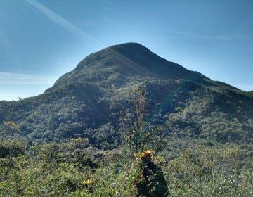 Travessia do Morro Pelado ao Pico Jurapê