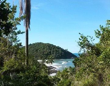 Travessia Serra Grande/Praia da Engenhoca (Itacaré)