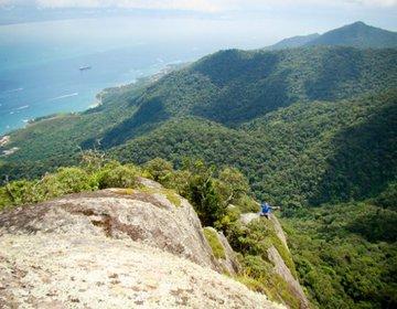 Pico do Baepi   Ilhabela - SP