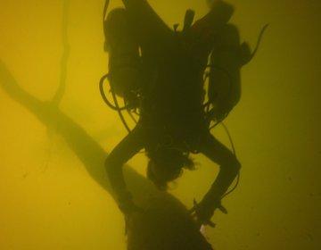Mergulho nas Represas de Rifaina-SP