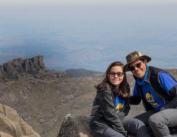 Pico das Agulhas Negras c/ Sara