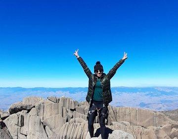 Pico Das Agulhas Negras - Parque Nacional Do Itatiaia RJ